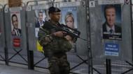 Präsidentschaftswahlen in Frankreich haben begonnen