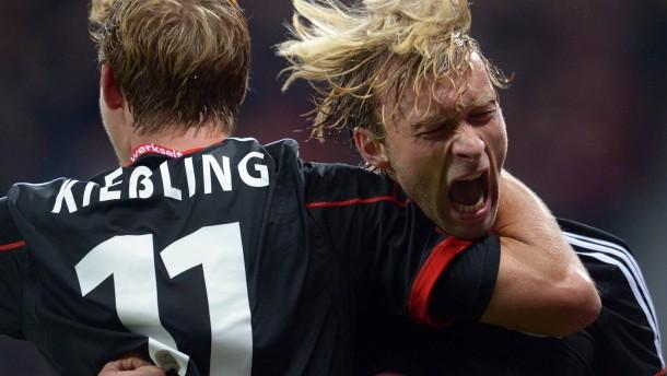 Leverkusener Sieg in der Nachspielzeit