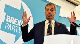 Hinein in das Halbdunkel der Brexit Party