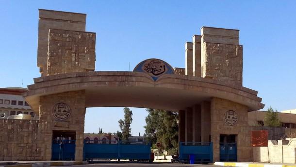 """""""Islamischer Staat"""" macht die Universität zur Kaserne"""
