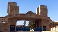 Islamischer Staat macht die Universität zur Kaserne