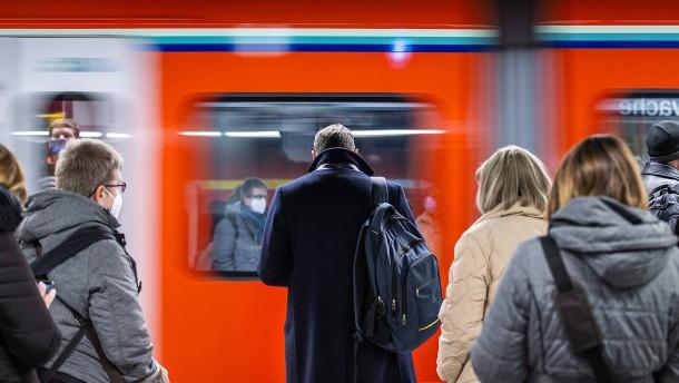 S-Bahnen so pünktlich wie lange nicht mehr