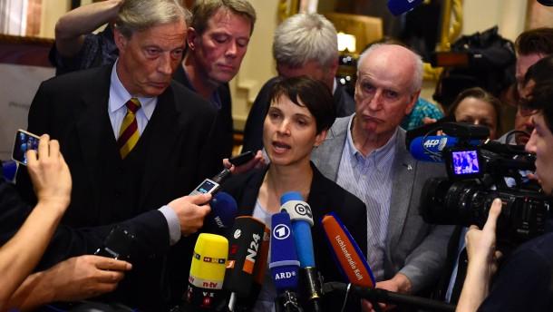 AfD bricht Treffen mit Muslim-Rat ab