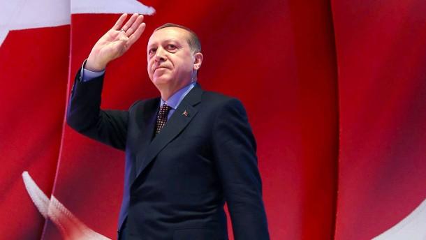 Ankara wirft Bundesregierung Verfolgungswahn vor