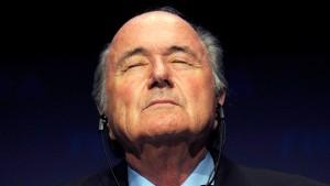 """Blatter will sich """"ethisch durchleuchten lassen"""""""
