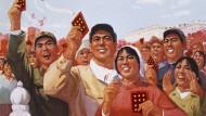 Kulturrevolution der modernen Smartphone-Welt