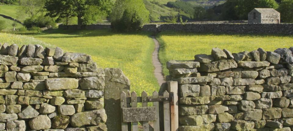 Trockenmauern Locker Und Nicht Leicht Gestapelt
