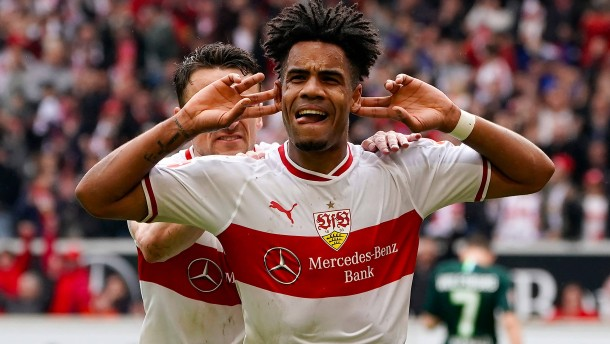 Stuttgart schießt sich in die Relegation