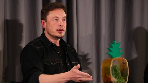 Elon Musks Reifeprüfung