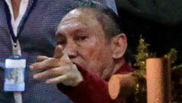 Für Noriega ist nichts mehr schön in Panama