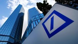 Deutsche Bank will über Lebensmittel-Spekulation verhandeln