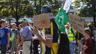 """""""Fridays for Future"""": Laufen bei der Demonstration in Frankfurt bald auch Firmenchefs mit?"""