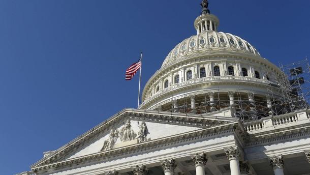 Republikaner behalten die Kongressmehrheit