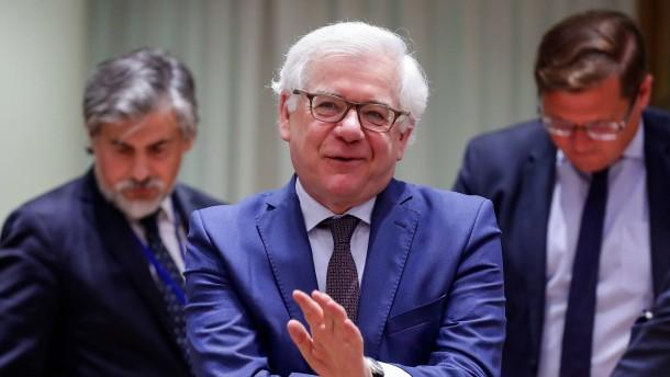 Polens Außenminister tritt zurück