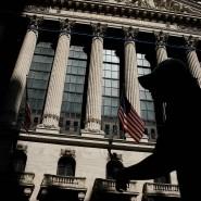 Zuletzt mehr Schatten: An der Wall Street standen die Aktienkurse zuletzt unter Druck.