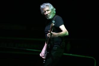 Der frühere Pink-Floyd-Sänger Roger Waters im November in Mexiko City bei einem Konzert