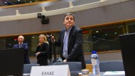 Dauergast in Brüssel: Griechenlands Finanzminister Euklid Tsakalotos