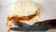 Fertiggegessen: Tiefkühl-Lasagne