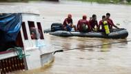 Muslimische Pilger sterben bei Schiffsunglück in Thailand