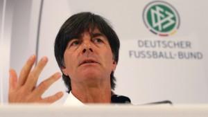 DFB-Pressekonferenz im Livestream