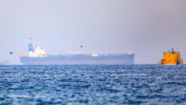 Mutmaßliche Entführung im Golf von Oman beendet