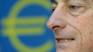 EZB-Chef denkt laut über weitere Zinssenkung nach