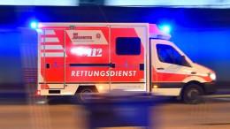 Viele Verletzte bei Unfall in Wiesbaden mit Bussen und Autos