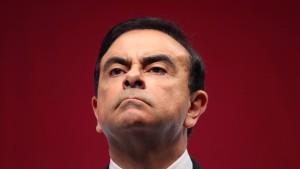 Gericht verlängert U-Haft für Renault-Chef Ghosn