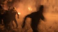 100 Jahre Tränengas