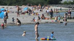 Warum Baden in der Ostsee gefährlich werden kann