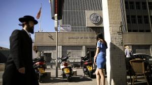 Amerikanische Botschaft in Israel wird nicht nach Jerusalem verlegt