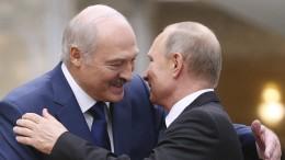 Putin fürchtet den Aufstand
