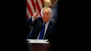 Immer Ärger mit Donald