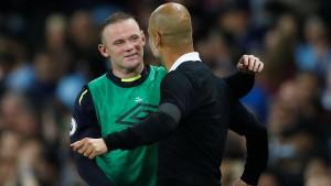 Der große Abend des Wayne Rooney