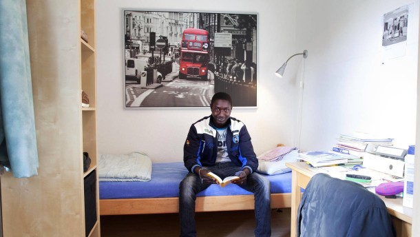 Amadou kennt den HSV