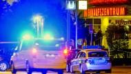 Mit der Waffe aus dem Darknet hat der Amokläufer in München neun Passanten getötet.