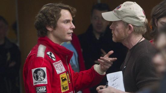 """Daniel Brühl spielt Niki Lauda in """"Rush"""""""