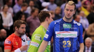 Füchse Berlin stoppen HSV