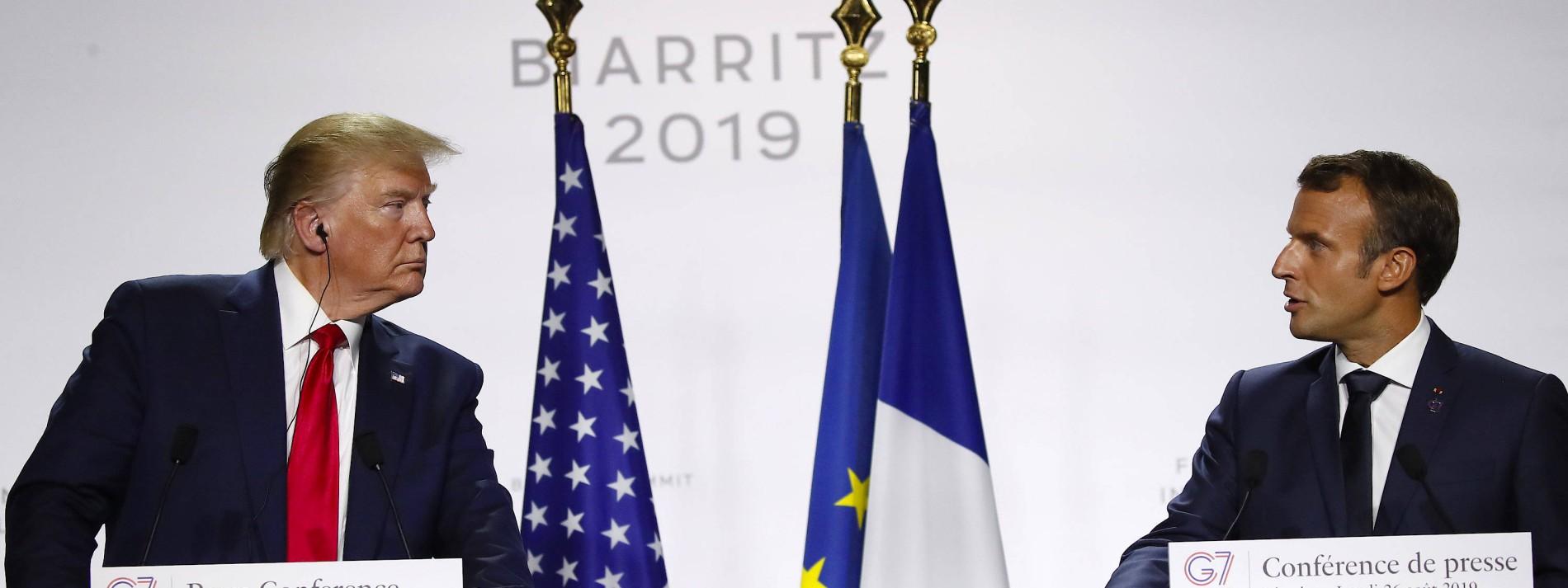 Trump erwägt Treffen mit iranischem Präsidenten