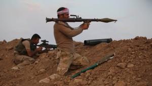Waffen für die Infanterie des Westens