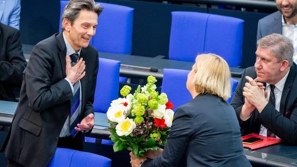 Wieder tanzt die SPD nach der linken Pfeife
