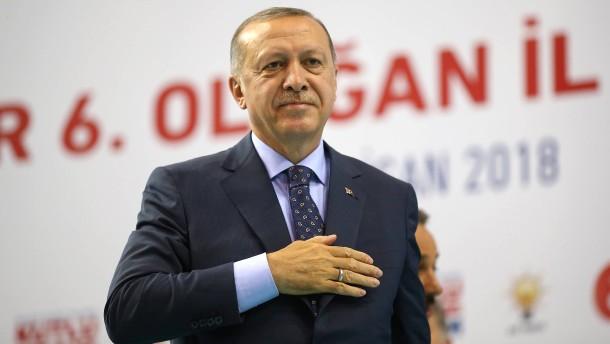 Erdogan verzichtet auf Wahlkampf-Reden in Deutschland