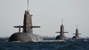Australiens Regierung gerät wegen Frankreichs U-Booten unter Druck