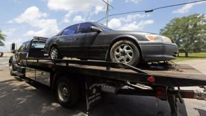 Autodiebe entführen und töten sechs Jahre alten Jungen