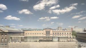 Museumsbau wird fast 30 Millionen Euro teurer