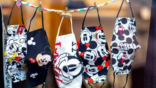 WHO hält Stoffmasken trotz Virus-Mutanten weiterhin für wirksam