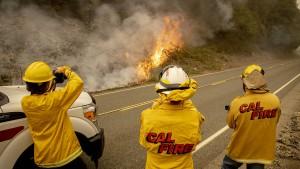 Zahl der Toten bei Waldbränden in Amerika steigt weiter