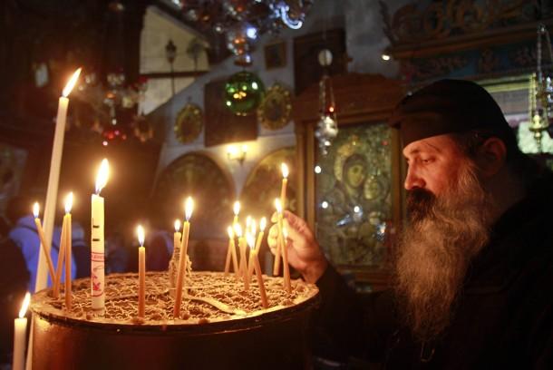 Griechisch Orthodox Weihnachten