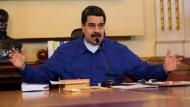 Referendum über neue Verfassung für Venezuela