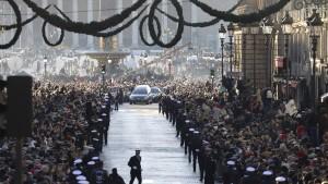 Frankreich nimmt Abschied von seinem Elvis